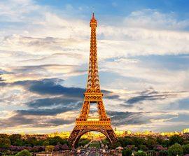 Франция - Маршрут Париж