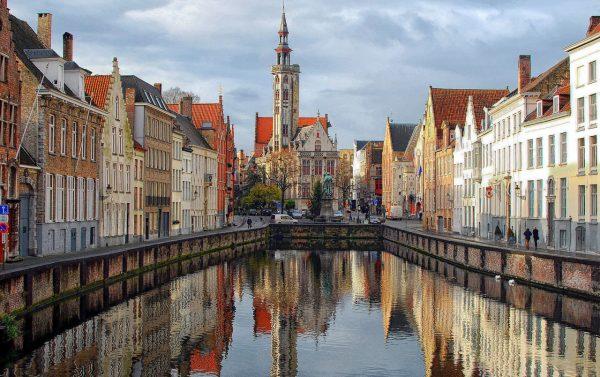 Как отправить посылку из России в Бельгию