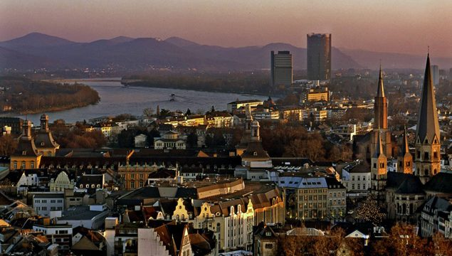 Как отправить посылку из Бонн - Германия в Россию