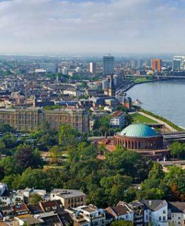 Как отправить посылку из Дюссельдорфа - Германия в Россию