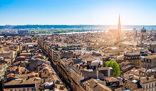 Доставка из Бордо в Россию