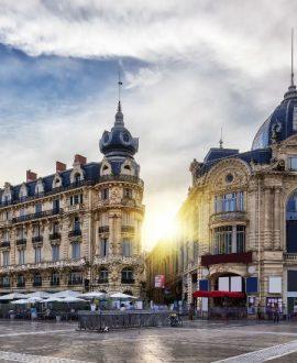 Доставка посылок из Монпелье в Россию